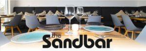 Sandbar Restaurant degustation menu